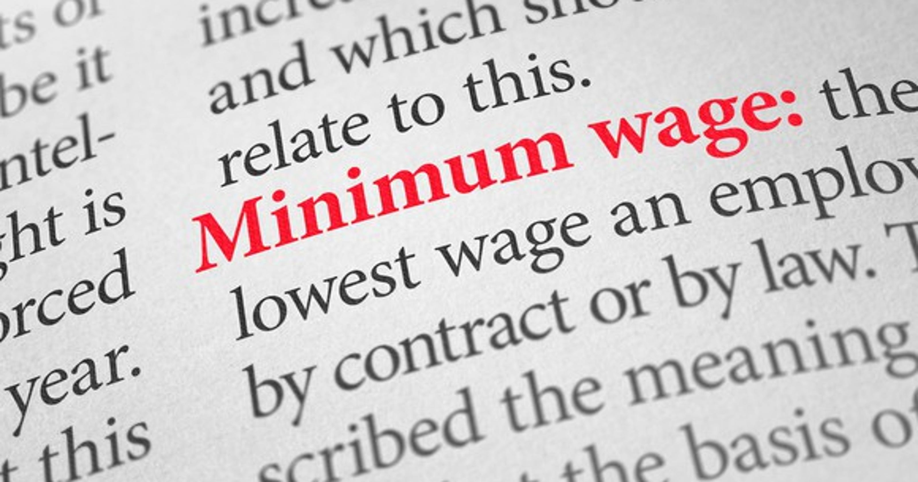 2017 minimum wage increases: These 21 states are paying