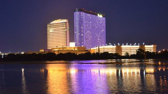 Away from Atlantic City's famed boardwalk, the Borgata reigns supreme as the biggest and best casino.