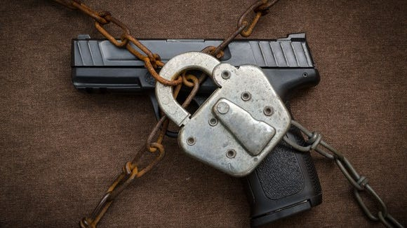 American Outdoor can't escape the ongoing gun-control debate.