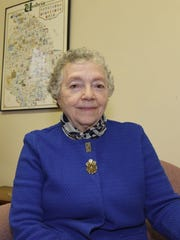 Vita Maria Mesnick, president, founder, and teacher at the Pirandello Institute of Language and Culture in the City of Poughkeepsie.
