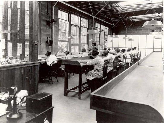From 1917 to 1926, U.S. Radium Corp. in Orange, New