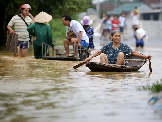 EPA EPASELECT VIETNAM FLOOD DIS FLOOD VNM