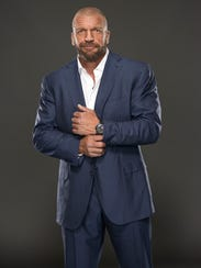 Better known in the ring as Triple H, Paul Levesque