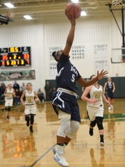 IHA #5 A'Nyah Barker scores in last seconds of the