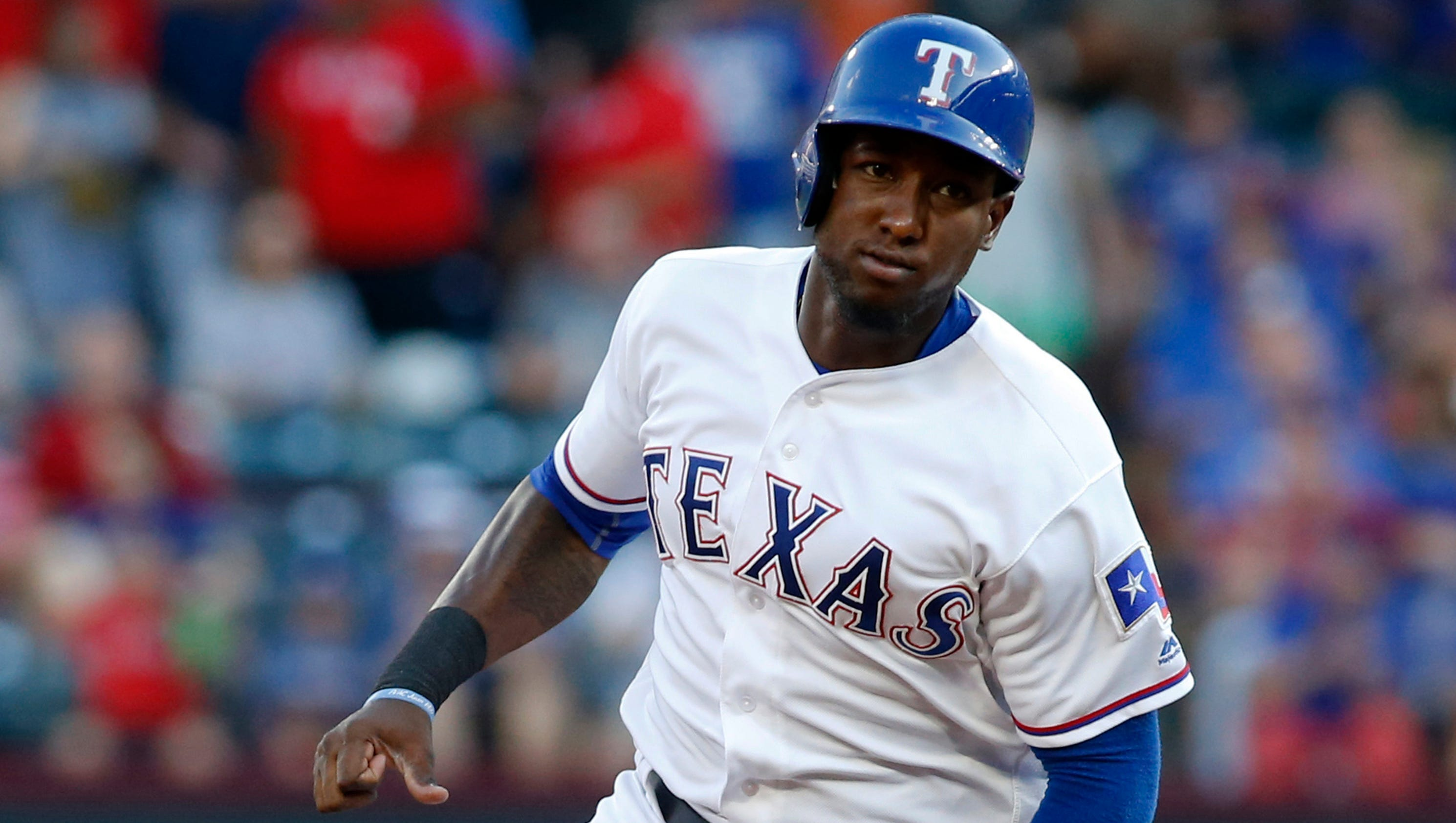Rougned Odor homers twice in Rangers 8-3 victory over Royals