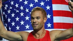 Two Time Olympian Coming, Nick Symmonds