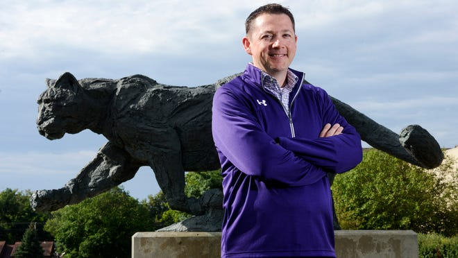University of Sioux Falls athletic director Josh Snyder is an Iowa State graduate who served in sports administration at Boise State and Missouri-Kansas City. He will try to help USF take the next step as an NCAA Division II program.