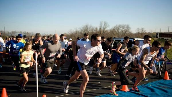 More than 500 participants are expected to attend the 8th annual Turkeyfoot Trot 5K Run and Walk on Nov. 14.