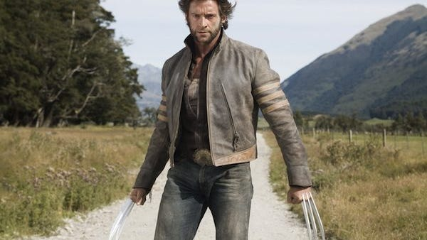 "Hugh Jackman is ""Logan,"" aka Wolverine, in the R-rated film that played earlier this year."