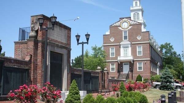 Weymouth Town Hall. File photo.