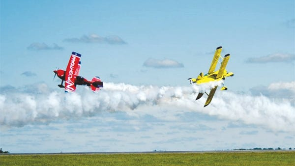 In conjunction with the Vietnam Traveling Memorial Wall, the airport will of course be host to the annual Air Show.