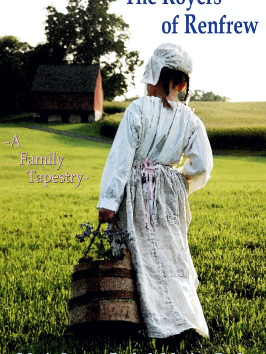 "Marie Lanser Beck and Maxine Beck, sisters-in-law and authors of the three-novel ""The Royers of Renfrew"" series, will speak  at 2 p.m. May 28 in Grove Family Library, 101 Ragged Edge Road, Chambersburg. The novels relate the lives of a real Pennsylvania German farm family who lived in the Waynesboro area at the beginning of the 1800s. The authors bring to life the struggles and challenges faced by Royer family members who established the industrial farmstead that is now Renfrew Museum and Park. The presentation is sponsored by Franklin County Historical Society-Kittochtinny."