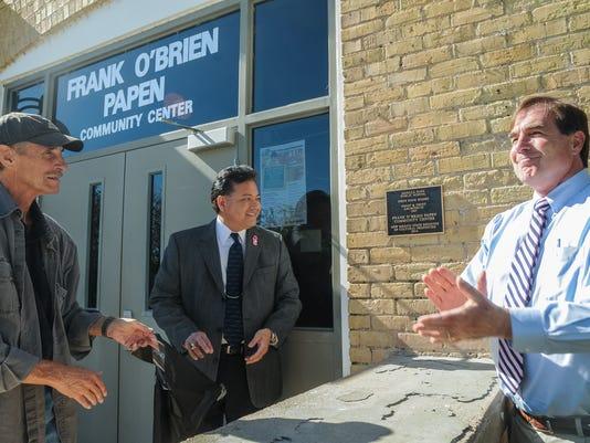 Frank O'Brien Papen Community Center