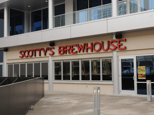 Scotty's Brewhouse on Virginia Avenue in Downtown Indianapolis was one of three Scotty's Brewhouses that closed in 2018. The Noblesville location closed suddenly Feb. 13, 2019.