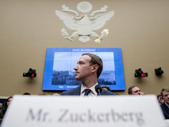 Facebook CEO Mark Zuckerberg suggested that Facebook's