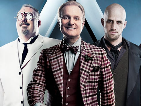 Insiders can enter to win 2 tickets to see The Illusionists - Live from Broadway at NJPAC 4/13-5/14.
