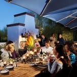 Enjoy Thanksgiving dinner in a beautiful setting with an array of menu options at El Chorro in Paradise Valley.