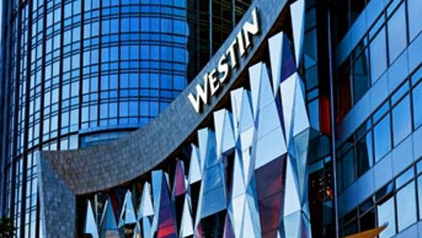 Starwood Hotels is considering selling itself.