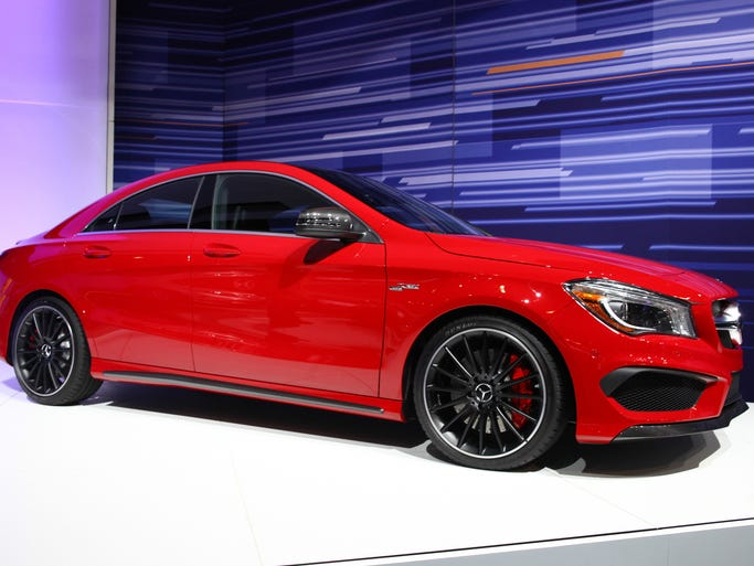 New Vehicles Show Makers Taking Risks On Market Niches