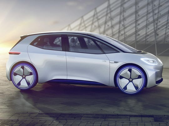 VW's upcoming I.D. compact could take mass-market buyers from Tesla's Model 3, a mass-market car with a base price of $35,000 before tax credits.