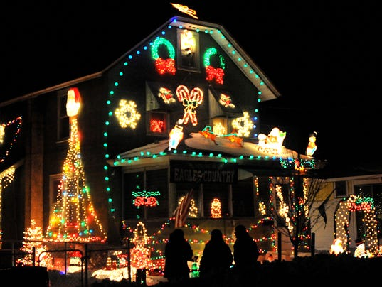 Millville Holiday Light Contest