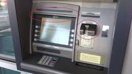 ATM skimming is on the rise