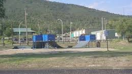 The park along U.S. 70 in Ruidoso Downs will be beneficiary of a beautification grant from the state.
