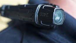 A police body camera.