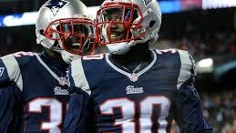 Patriots safety Duron Harmon (30), a Magnolia native, is playing in his fourth AFC Championship game this Sunday.