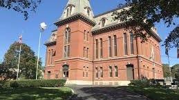 Hudson Town Hall.