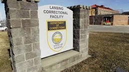 An Ellsworth Correctional Facility inmate who died Monday had spent three days in the Kansas Department of Corrections' COVID-19 Management Unit at Lansing Correctional Facility.