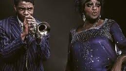 "Chadwick Boseman and Viola Davis celebrate a blues legend in ""Ma Rainey's Black Bottom."""