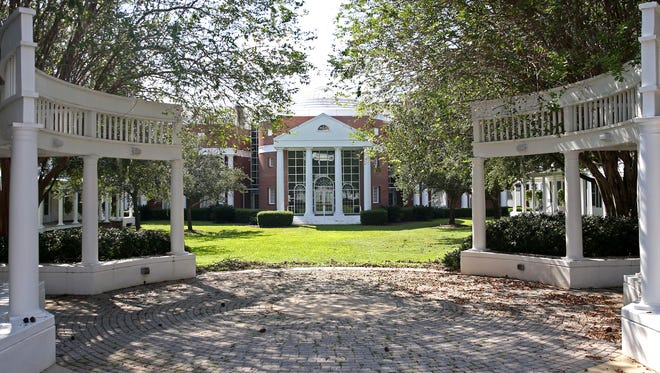 Florida State University's College of Law.