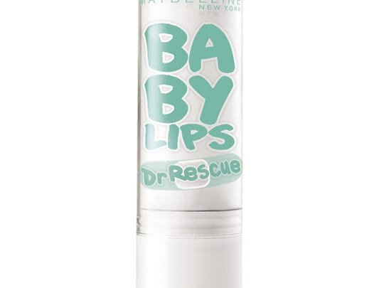 Maybelline New York's  Baby Lips Dr. Rescue lip balm