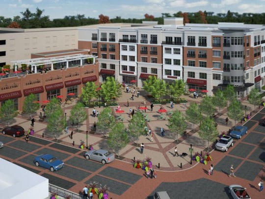 Metuchen will celebrate the opening of its long-awaited Town Plaza on New Year's Eve with fire dancers, music, restaurant deals and family fun.