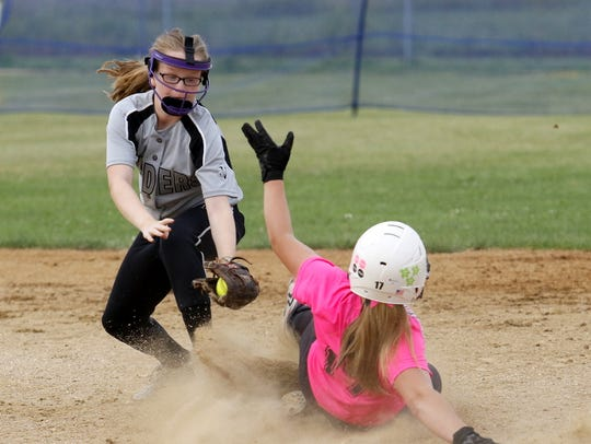 One of two TC Tremors teams in the division takes on Conklin Raiders Premier in a 14-under game at the NY Lady Rebels 2017 Northeast Open at the Holding Point Recreation Complex in Horseheads.