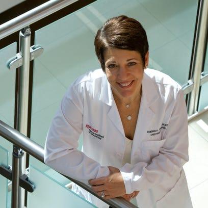 Dr. Deborah L. Toppmeyer, chief medical officer of