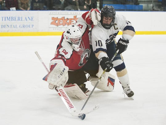 CVU vs. Essex Boys Hockey 01/28/17