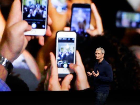 #filephoto iPhone 7