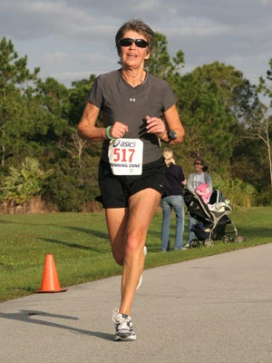 Anne Dockery has long been an advocate for the Sprint for Sight 5K.