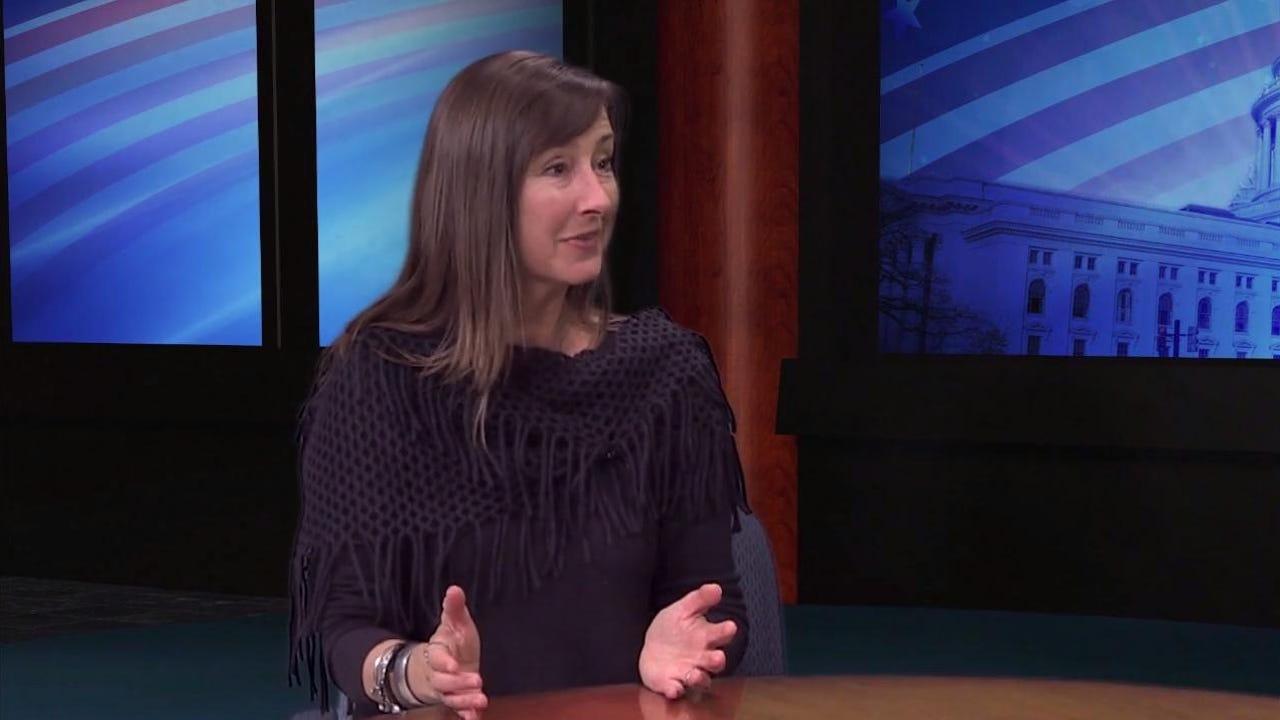 Raquel Rutledge on her story about TripAdvisor