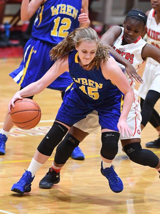 Greenville Wren Basketball