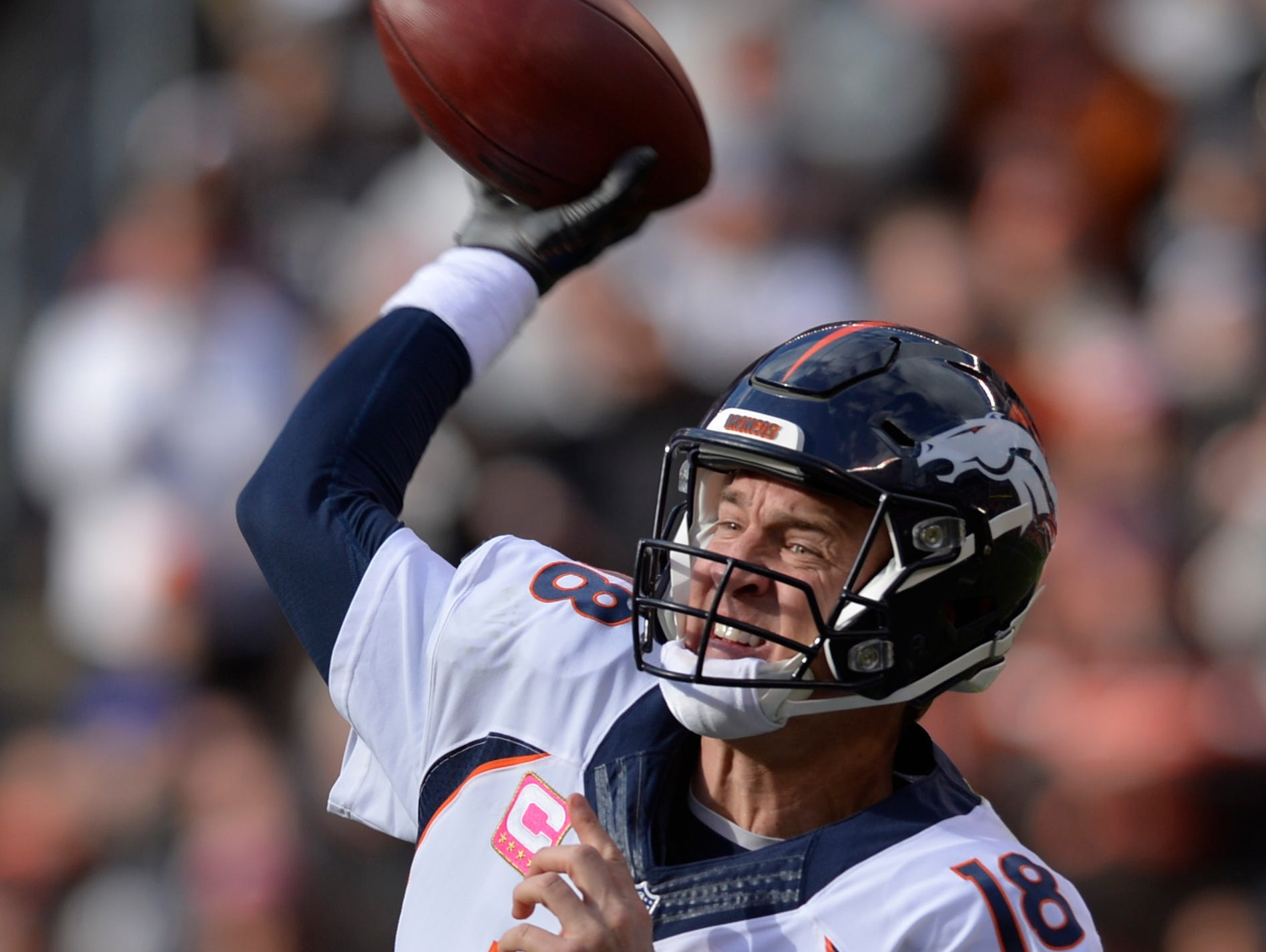 Peyton Manning will be the guest speaker at the inaugural Middle Tennessee Sports Awards presented by Farm Bureau Health Plans.