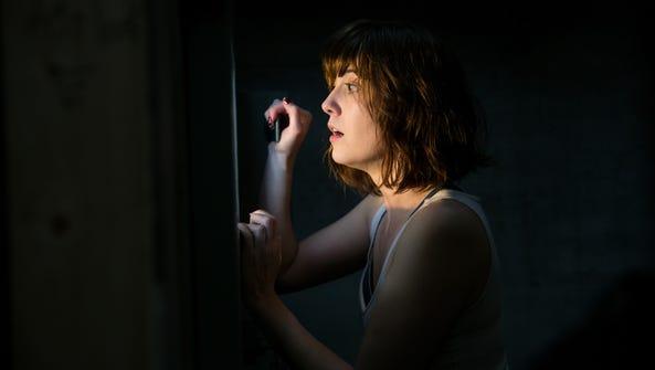 """Mary Elizabeth Winstead stars in """"10 Cloverfield Lane."""""""