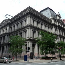 The Old Post Office in downtown St. Louis