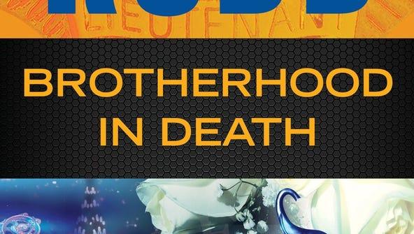 'Brotherhood in Death' by J.D. Robb