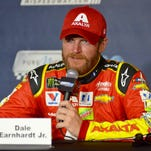 Dale Earnhardt Jr. reveled in chance to play with Kirk Cousins, Redskins