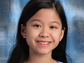 Annabelle Tran, 13, was one of eight students from