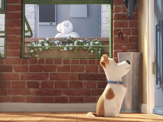 'The Secret Life of Pets' movie review