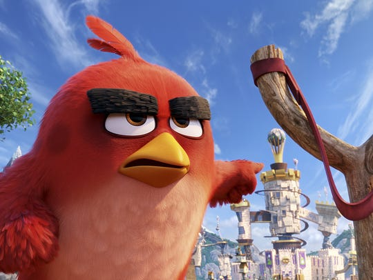 """""""Angry Birds"""" will be presented as part of the Fourth"""